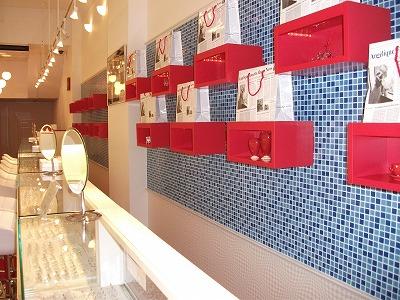 静岡市 葵区 店舗内装 物販店 造作家具